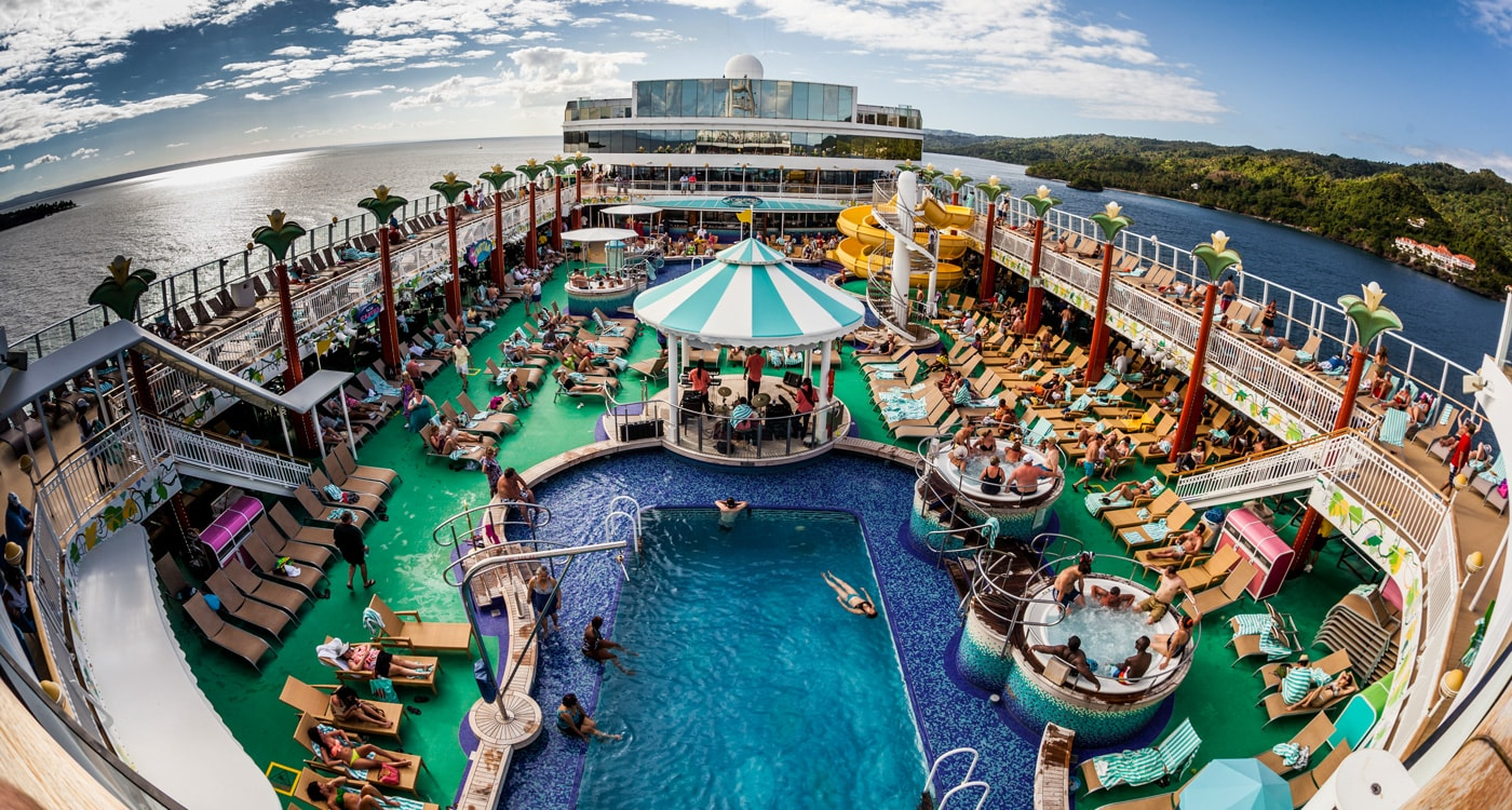 Best Cruise Of The World For Family Vacation