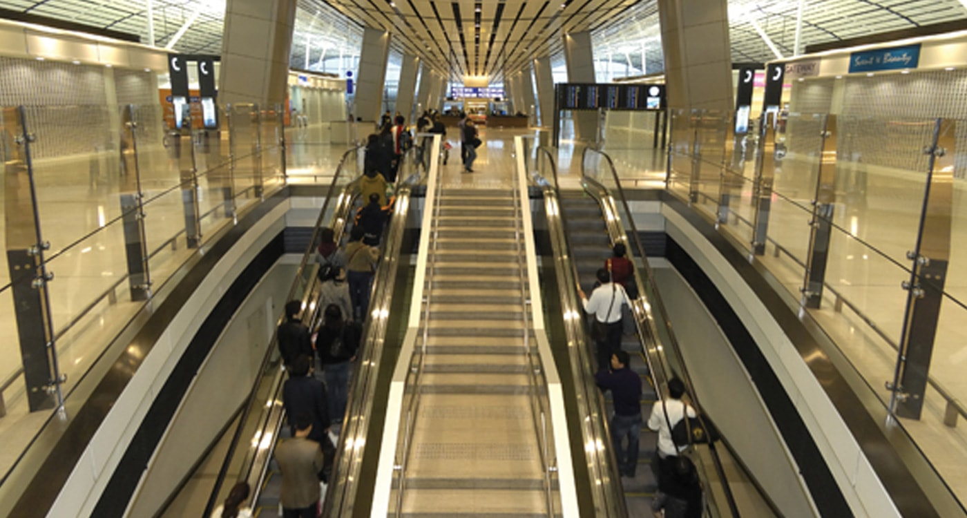 Coolest International Airports
