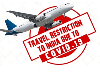 Travel Restriction for Indian Visa